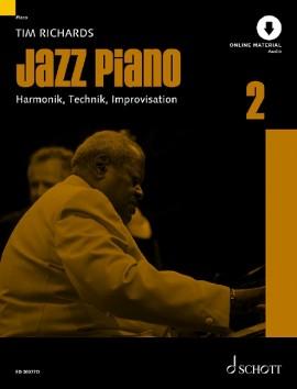 Jazz Piano 2 (German Edition)