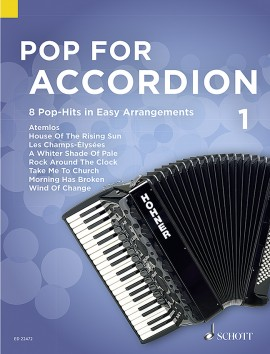 Pop For Accordion