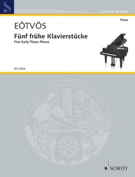 Five Early Piano Pieces