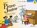 Piano Junior: Lesson Book 1