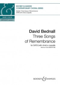 Three Songs of Remembrance