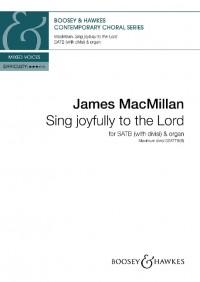 Sing joyfully to the Lord