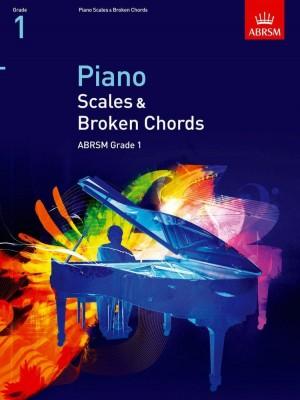 ABRSM Piano Scales & Broken Chords Grade 1