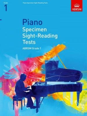 Specimen Sight-Reading Tests Grade 1