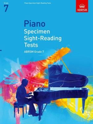 Specimen Sight-Reading Tests Grade 7