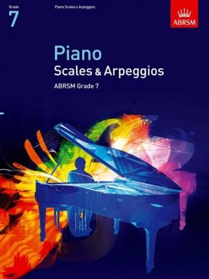 ABRSM Piano Scales & Arpeggios Grade 7