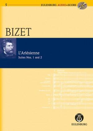 LArlèsienne Suite 1+2 (study score)