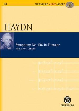 Symphony No. 104 D major, Salomon Hob. I: 104 (study score)