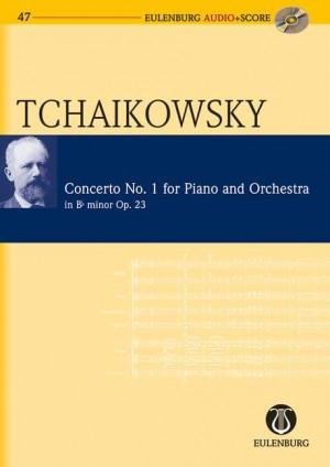 Concerto No. 1 Bb minor op. 23 CW 53 (study score)