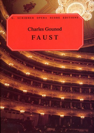 Faust (Vocal Score)