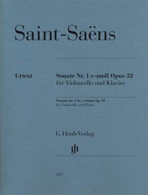 Sonata no. 1 c minor for Violoncello and piano op. 32
