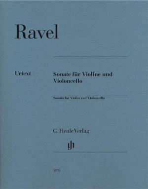 Sonata for Violin and Violoncello