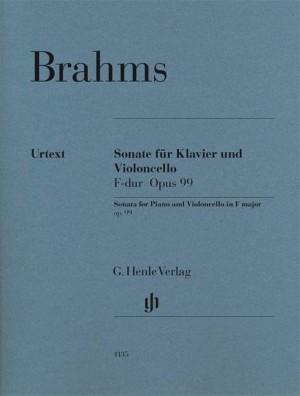 Violoncello Sonata op. 99 (Rev)
