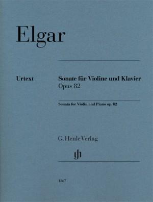 Violin Sonata op. 82