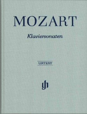 Complete Piano Sonatas in one Volume