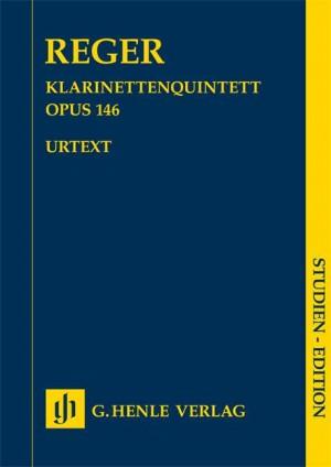 Clarinet Quintet op. 146