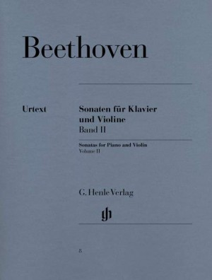 Sonatas for Piano and Violin Vol. 2