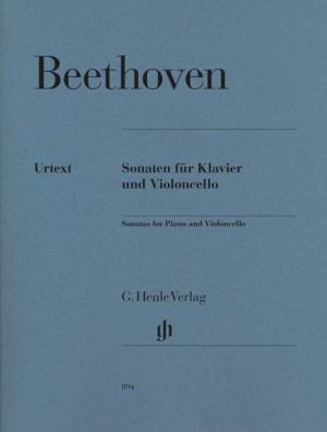 Sonatas for Piano and Violoncello