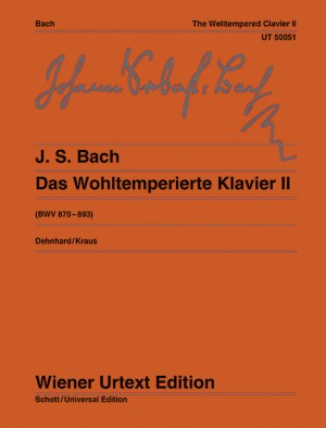 The Well Tempered Clavier