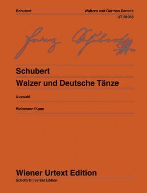Waltzes and German Dances