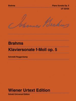 Piano Sonata F Minor