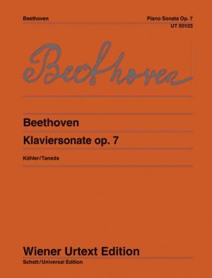 Piano Sonata Eb Major, op. 7