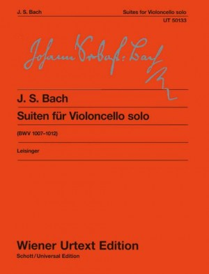 Suites for Violoncello solo