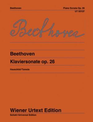 Piano Sonata Ab Major, op/ 26