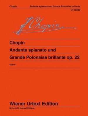 Andante spianato and Grande Polonaise brillante op. 22