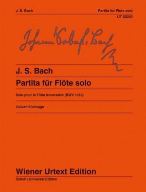 Partita A minor for flute solo