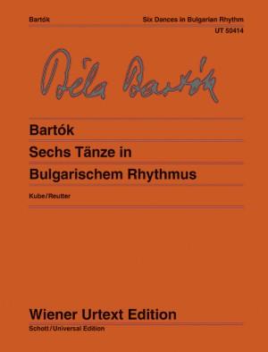 Six Dances in Bulgarian Rhythm