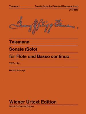 Sonate (Solo)