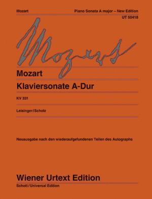 Piano Sonata in A Major