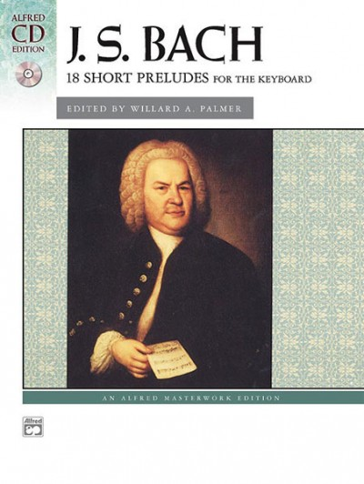 18 Short Preludes (Book and CD)