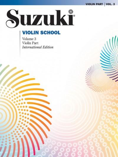 Suzuki Violin School 3 (Revised)