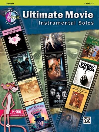 Ultimate Movie Instrumental Solos- Trumpet (+CD)