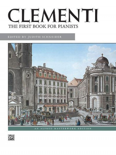 The First Book for Pianists