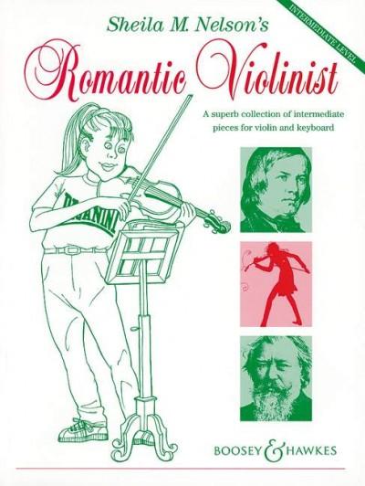 Sheila M. Nelsons Romantic Violinist