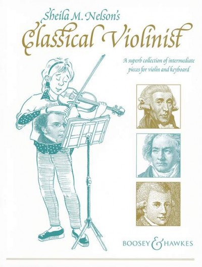Sheila M. Nelsons Classical Violinist