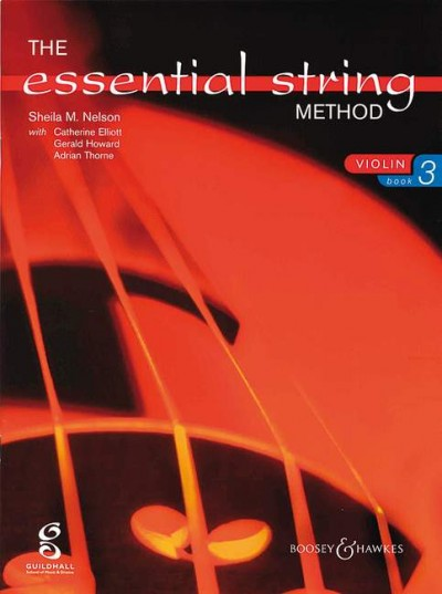 Essential String Method for Violin Vol. 3