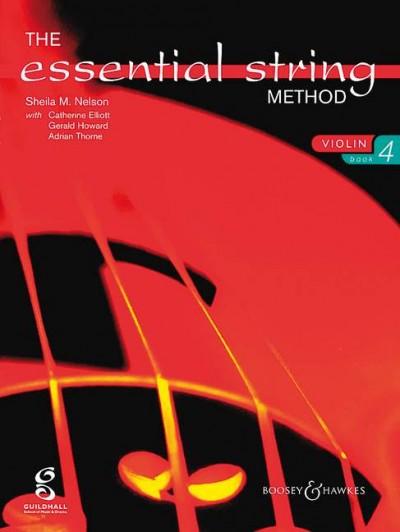Essential String Method for Violin Vol. 4