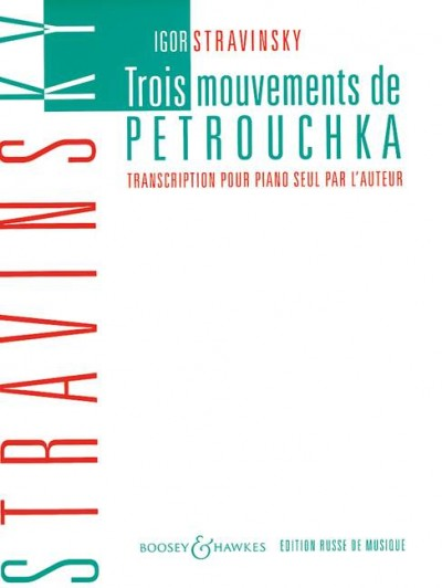 Three Movements from Pétrouchka