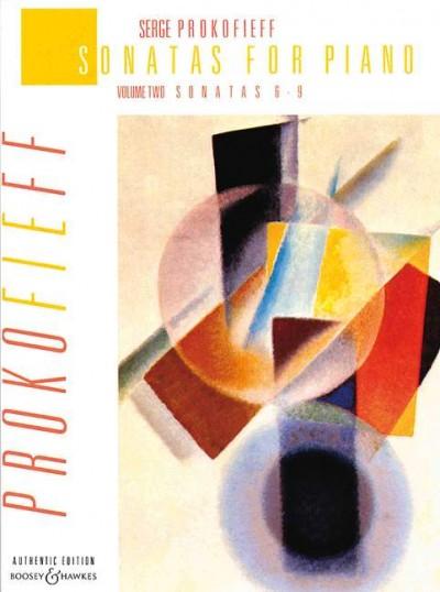 Piano Sonatas Vol. 2