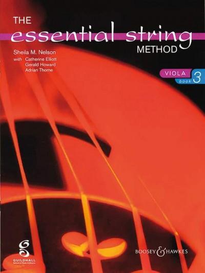 Essential String Method for Viola Vol. 3