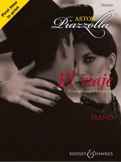 El viaje - piano