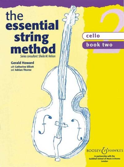 Essential String Method for Violoncello Vol. 2