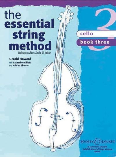 Essential String Method for Violoncello Vol. 3
