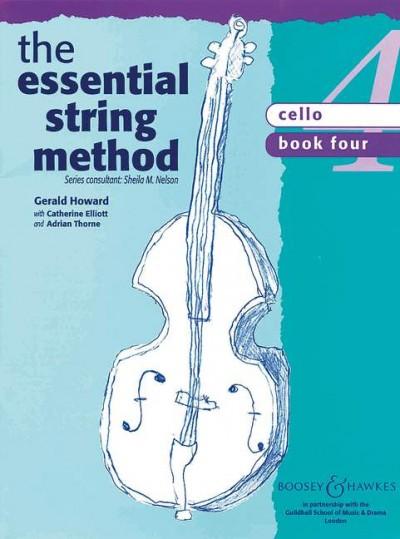 Essential String Method for Violoncello Vol. 4