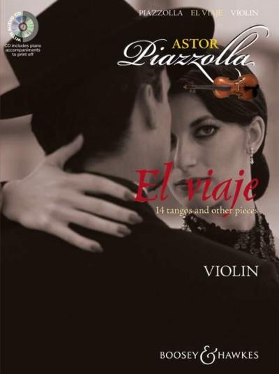El viaje - violin and piano