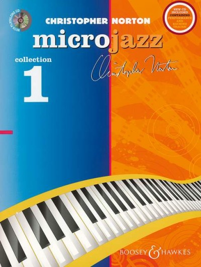 The Microjazz Collection 1 (repackage)